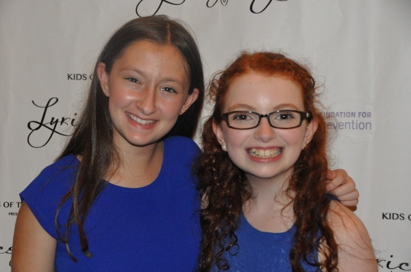 Abbey Rose Gould and Anna McCarthy