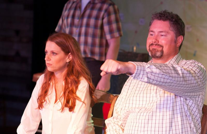 BWW Review: The Landing Theatre Company And Obsidian Theater Team Up With HOW I LEARNED TO DRIVE