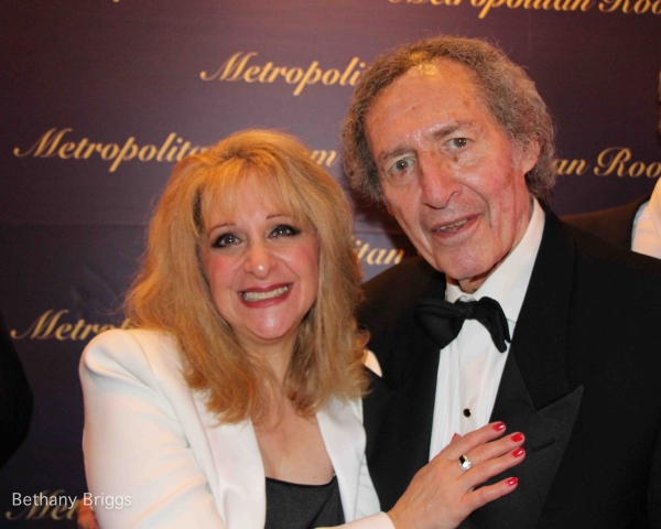 Julie Budd & Herb Bernstein Photo