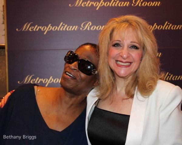 Peggy Eason & Julie Budd