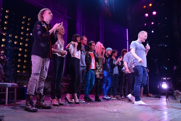 Tim Mislock, Shannon Conley, Lena Hall, Neil Patrick Harris, Peter Yanowitz, Rebecca Naomi Jones, Matt Duncan, Darren Criss, Justin Craig and David Binder