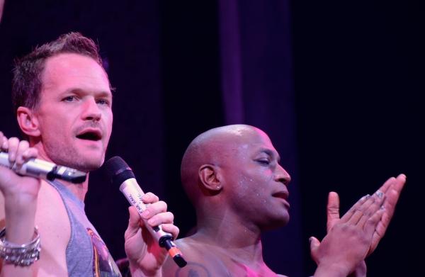 Neil Patrick Harris and Taye Diggs