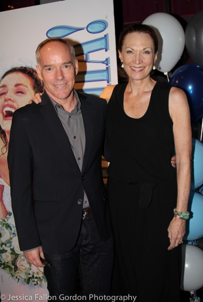 Photo Coverage: MAMMA MIA! Company Parties Hard After Final Broadway Performance!