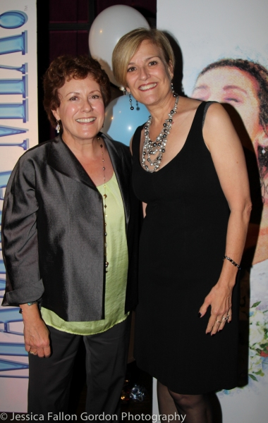 Judy Kaye and Karen Mason