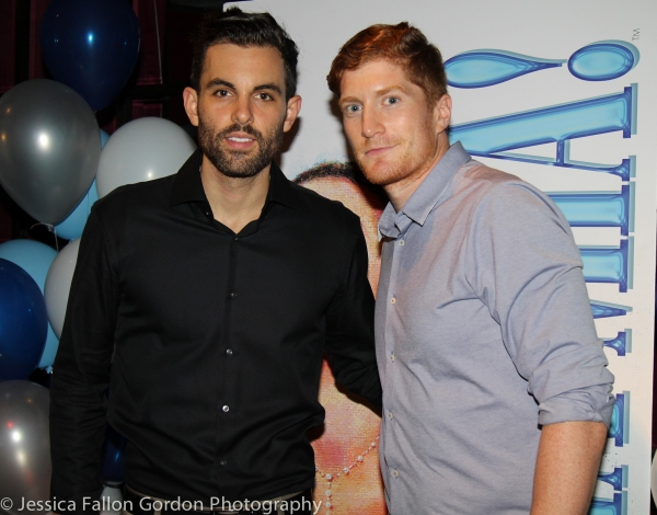 Zak Resnick and Jordan Dean