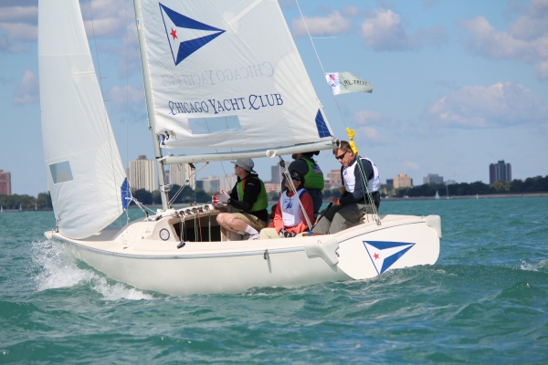 Photo Flash: 2015 Blind World & International Championship Sails to Chicago Yacht Club