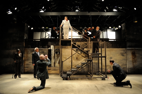 Photo Flash: First Look at Anne Scurria and More in Trinity Rep's JULIUS CAESAR