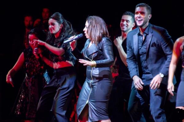 Alexandria Suarez, Ana Villafane, Gloria Estefan, Josh Segarra
