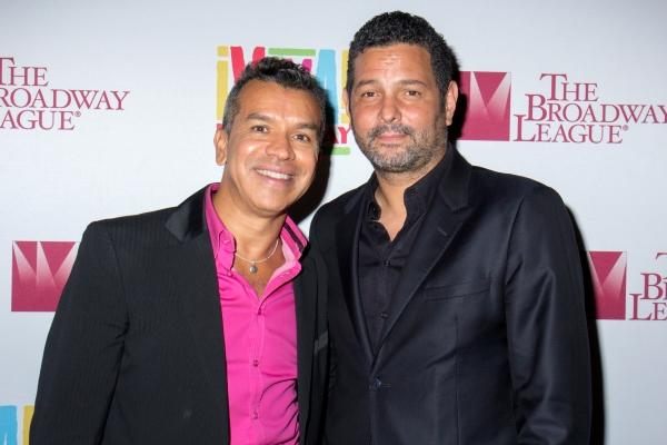 Sergio Trujillo, Alexander Dinelaris