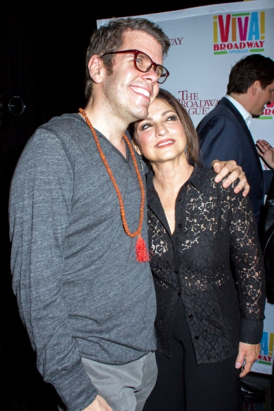 Perez Hilton, Gloria Estefan