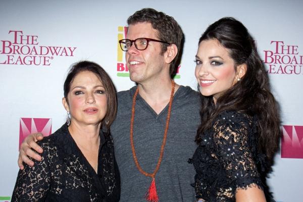 Gloria Estefan, Perez Hilton, Ana Villafane