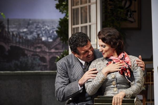 Antoinette LaVecchia and Bradley Dean