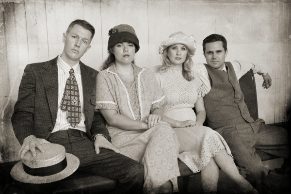 Photo Flash: Meet the Cast of MTG's BONNIE AND CLYDE