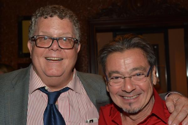 James Morgan and Bill Castellino