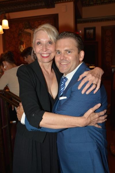 Julie Halston and Robert Creighton