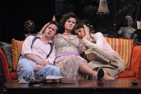 Chris Dinolfo, Valerie Leonard, and Audrey Bertaux Photo