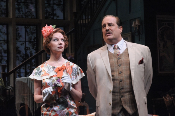 Photos: First Look at Matt Sullivan, Valerie Leonard and More in Olney Theatre's HAY FEVER