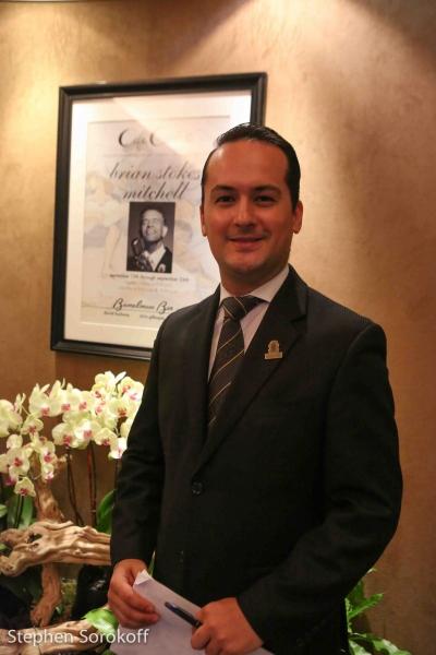 Carlos Rivera, Hotel Carlyle