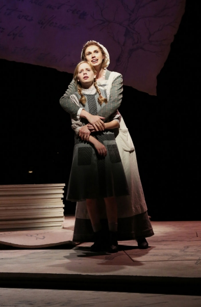 Photo Flash: First Look at Brandi Burkhardt, Kevin Earley, Caitlin Cohn and More in Cincinnati Playhouse's THE SECRET GARDEN