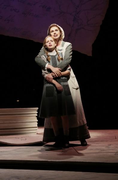 Charlotte Maltby and Caitlin Cohn