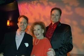 Steve Ross, Joan Copeland, Walter Willison