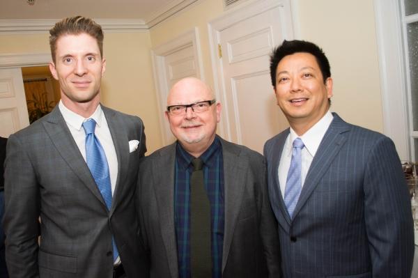 Lorenzo Thione, Andrew Treagus, Jay Kuo Photo