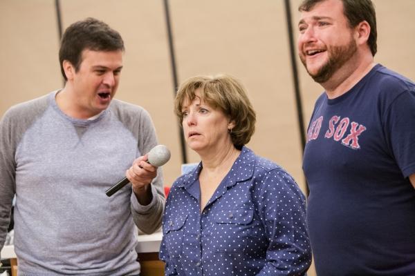 Jamie Smithson (Jack DeVault), Sheri Edelen (Rita Gaw) and Todd Buonopane (Paul)