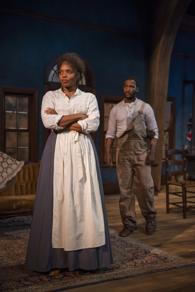 Photo Flash: GEM OF THE OCEAN Opens Tonight at the Court Theatre