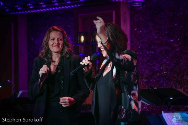Joanna Strand & Jacqui Tate