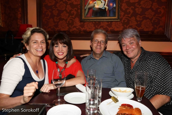 Cady Huffman, Deborah Lynn, Richard Skipper
