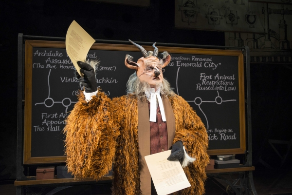 Photo Flash: First Look at Oliver Savile, Sean Kearns, Daniel Hope and More in West End's WICKED