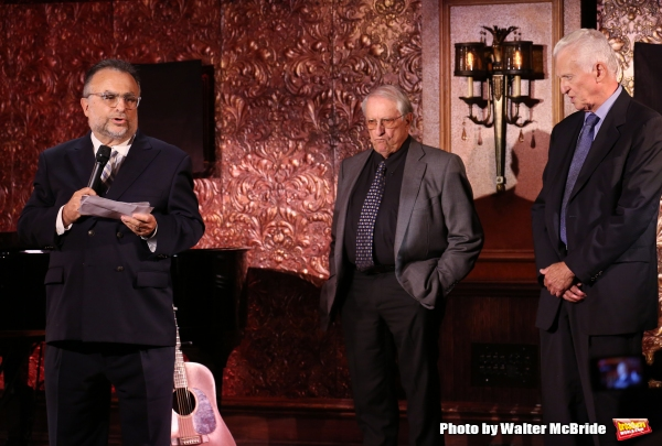 Richard Frankel, Steven Baruch and Tom Viertel