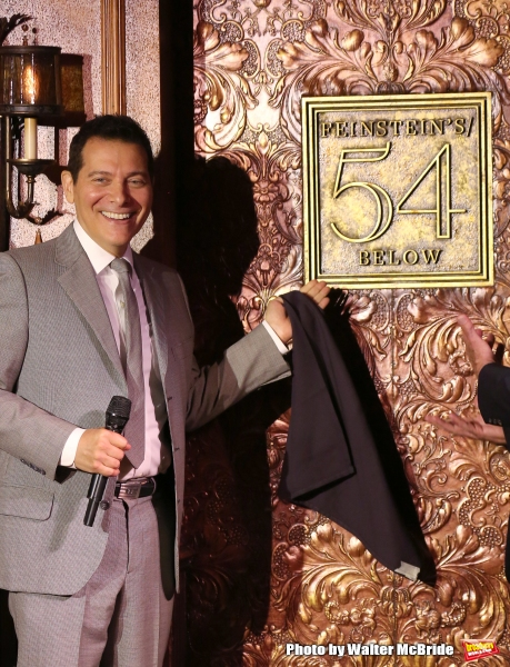 Photos: Feinstein's/54 Below Unveils New Look!