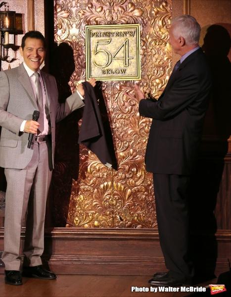 Michael Feinstein and Tom Viertel