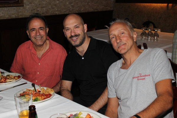 Antony Geralis, Matt Eisenstein and Perry Cavari