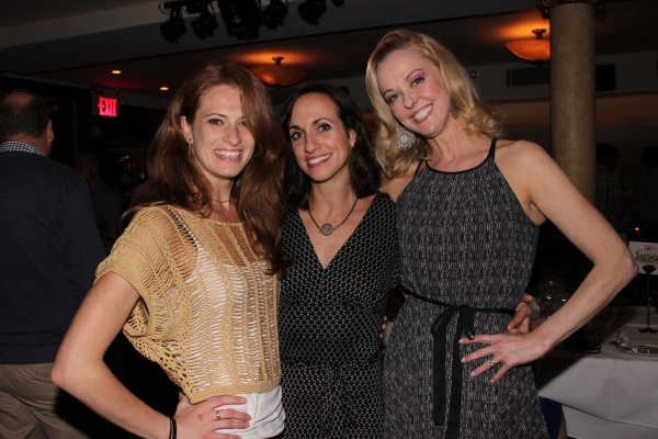 Courtney Iventosch, Elizabeth Earley and Angie Schworer