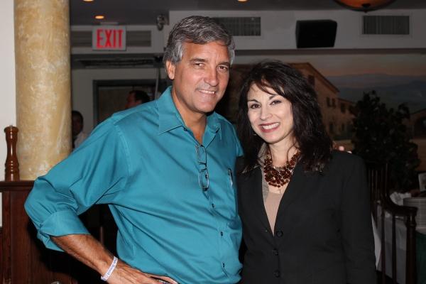 Bruce Dimpflmaier and Valerie Smaldone