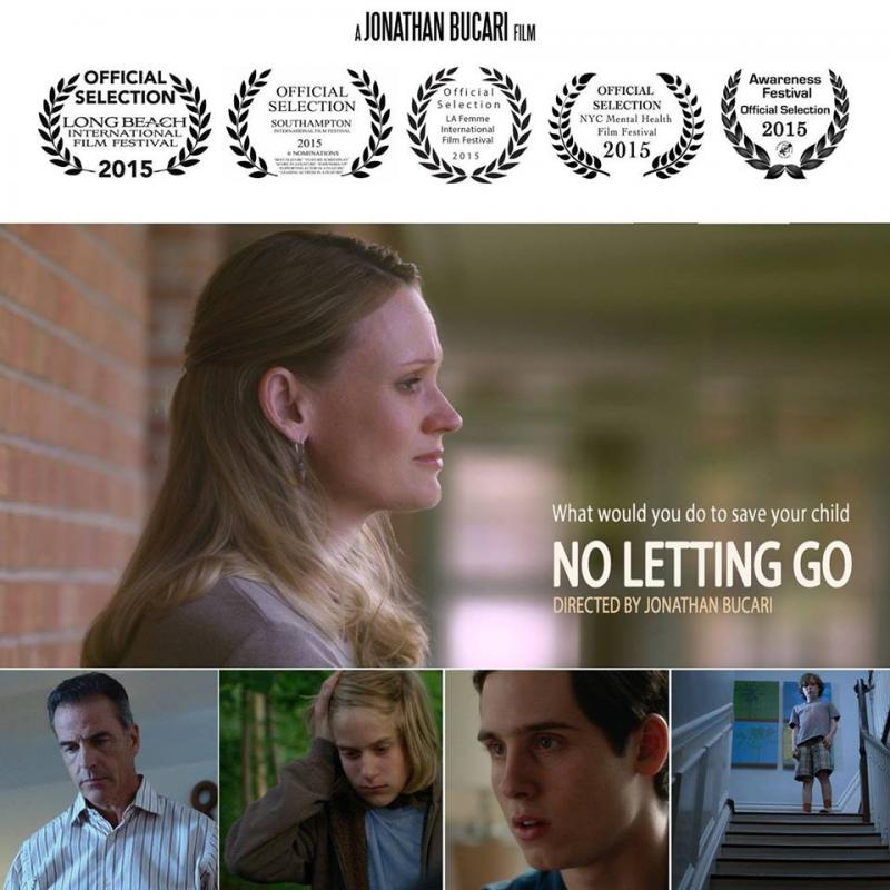 BWW Interview: Carina Rush & More Talk Powerful Family Drama NO LETTING GO