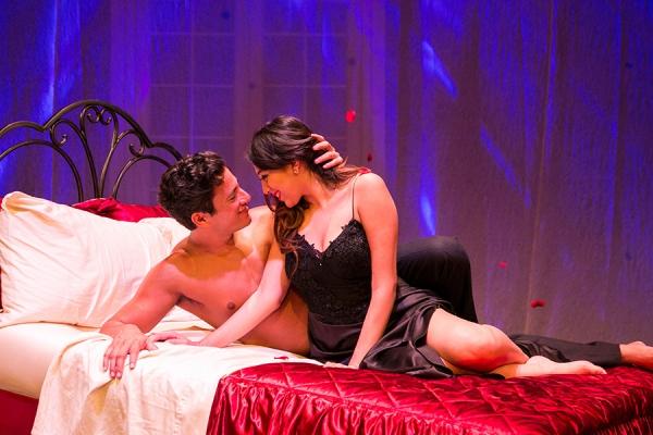 Nicholas Rodriguez as Sebastian Jose Castillo and Esperanza America as Pilar Castillo
