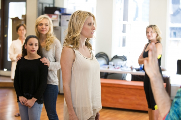 Carly Tamer, Rachel Bay Jones, and Caissie Levy Photo
