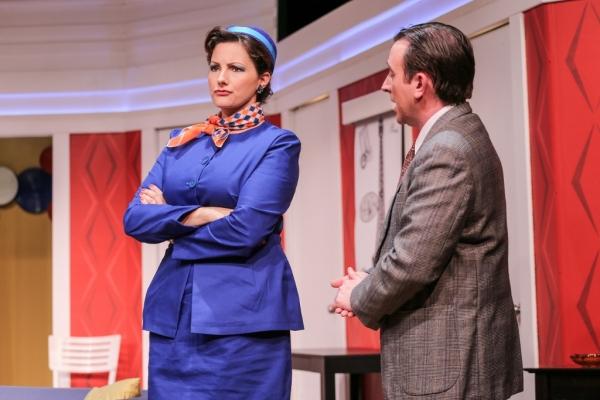 Gabriella (Holly Rose), Bernard (Greg Lucas)