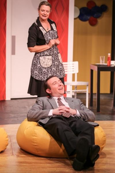 Bernard (Greg Lucas), Berthe (Brynne Garman)
