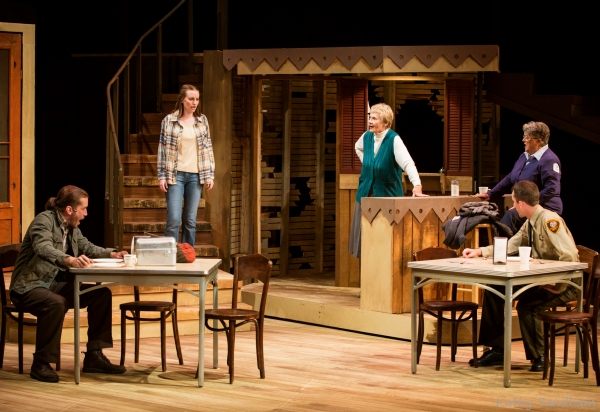 Photo Flash: First Look at THE SPITFIRE GRILL, Opening Tonight at Beck Center