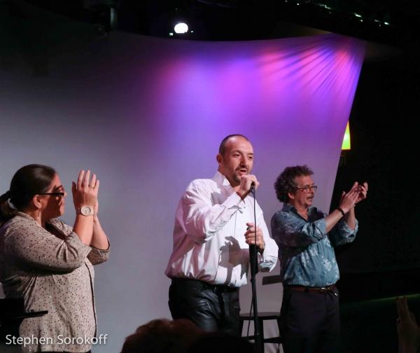 Gretchen Reinhagen, Joseph Macchia, Jay Rogers