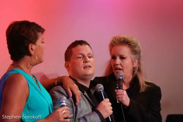 Doreen Montalvo, Jerry Phelps, Stacy Sullivan