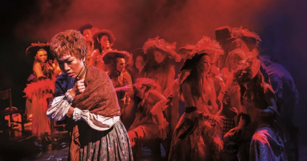 Photo Flash: Prior to Asia Tour, Rachelle Ann Go Plays Fantine in London