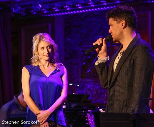 Cassie Levy & Will Swenson