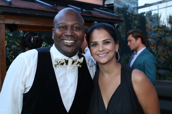 Photo Flash: NBC Entertainment Executives Pose with Talent at the NBC Universal Pre-Emmy Party