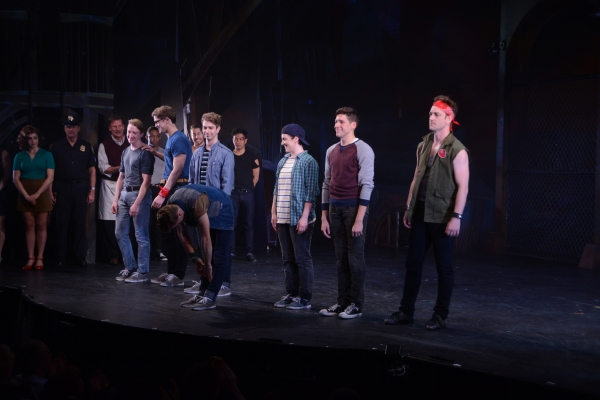 Photo Coverage: Go Inside Opening Night of Engeman Theater's WEST SIDE STORY
