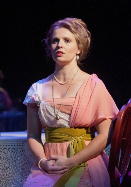 Photo Flash: First Look at Bruce Randolph Nelson, Deborah Hazlett & More in Everyman Theatre's AN INSPECTOR CALLS